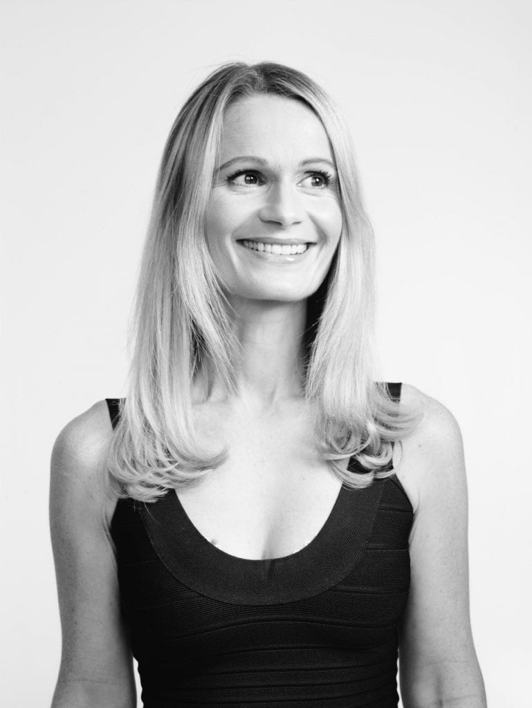 Louise Parker is a leading personal trainer in the UK