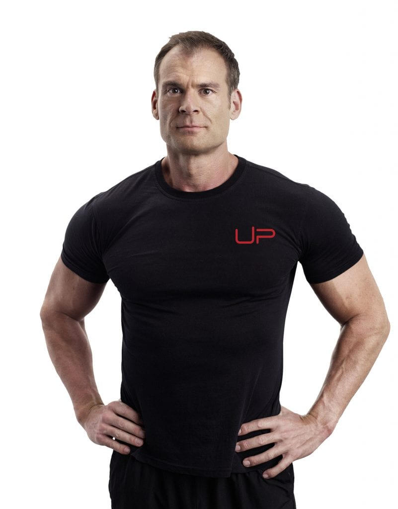 Nick Mitchell is the founder of Ultimate Performance