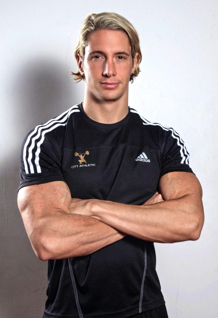 Elite personal trainer Shaun Stafford