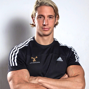 Shaun Stafford is a leading personal trainer and founder of City Athletic