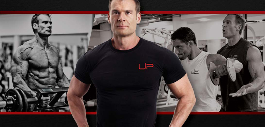 Nick Mitchell is the founder of UP Fitness
