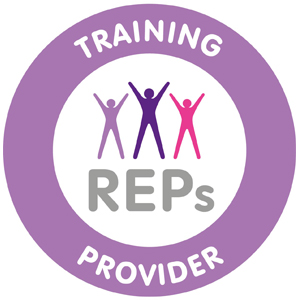 =HFE fitness courses and qualifications are REPs approved