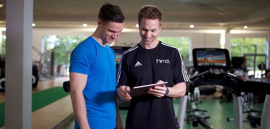 Stuart Webster is a general manager at a leading London gym and a personal training tutor for HFE