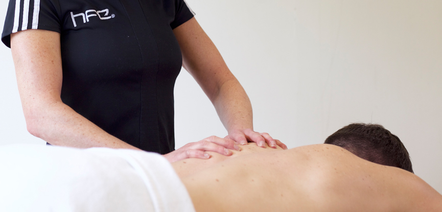 Discover how sports massage can be used to treat common conditions