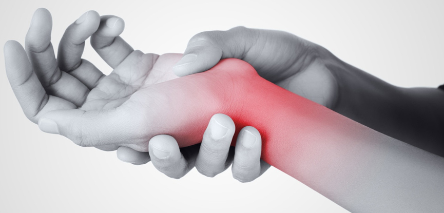 Carpal tunnel can affect a wide range of people