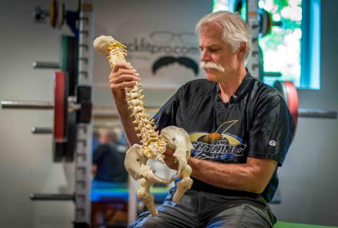 An Interview with Professor Stuart McGill, The Back Mechanic