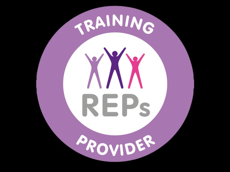 HFE courses are REPs recognised and accredited
