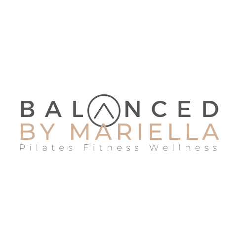 Balanced is a brand created by HFE Pilates graduate Mariella Murray