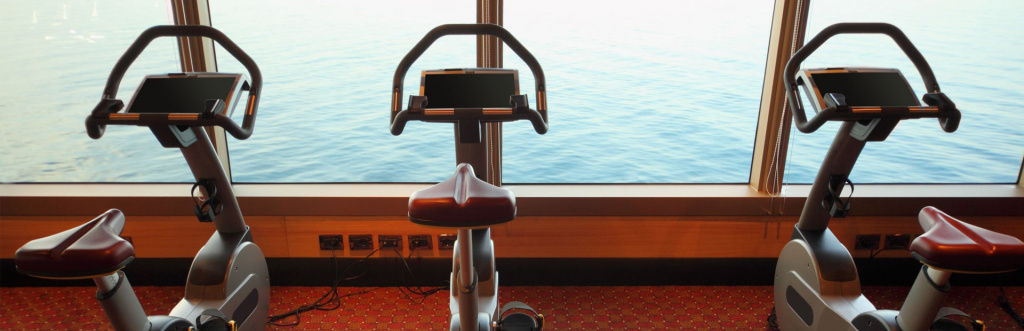 Personal trainers can find work jobs on cruise jobs