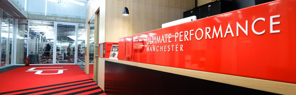 Ultimate Performance are an employer advertising personal trainer jobs