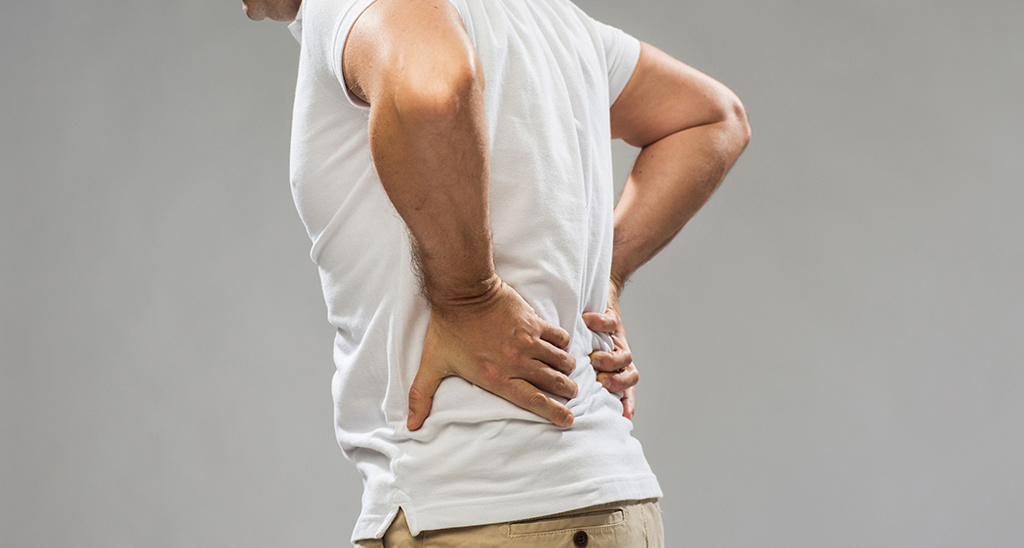 60-70% of people suffer from non-specific back pain according to the World Health Organisation