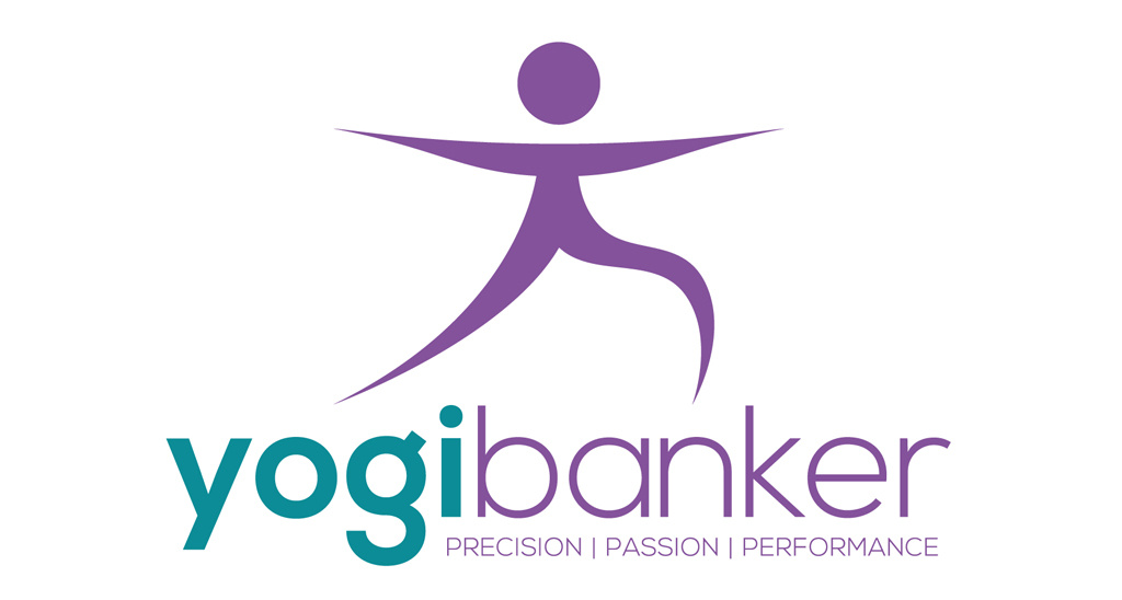 The Yogibanker logo