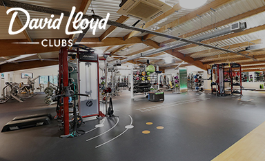 David Lloyd in Glasgow is where HFE deliver personal training courses
