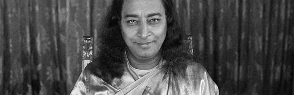 Paramahansa Yogananda is one of the world's most famous yoga teachers