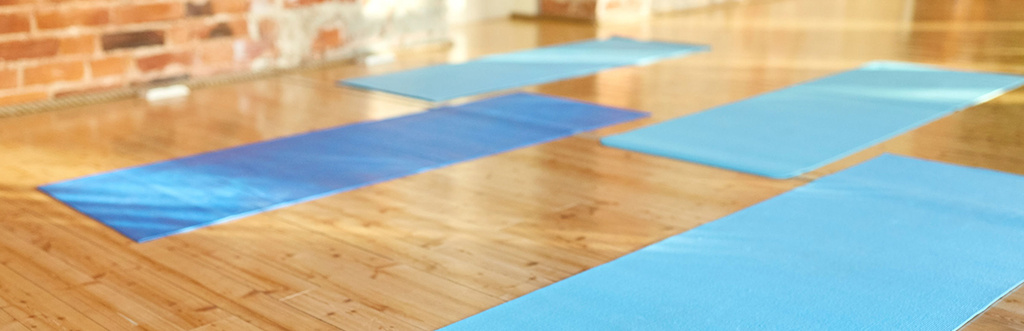 An independent yoga studio