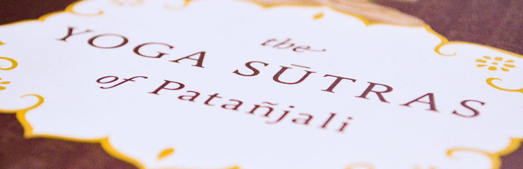 The Yoga Sutras of Patanjali is a classic yoga text