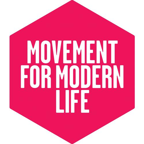 Movement for Modern Life logo