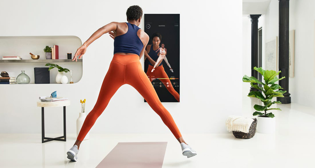 Mirror is a cutting edge new on-demand fitness platform