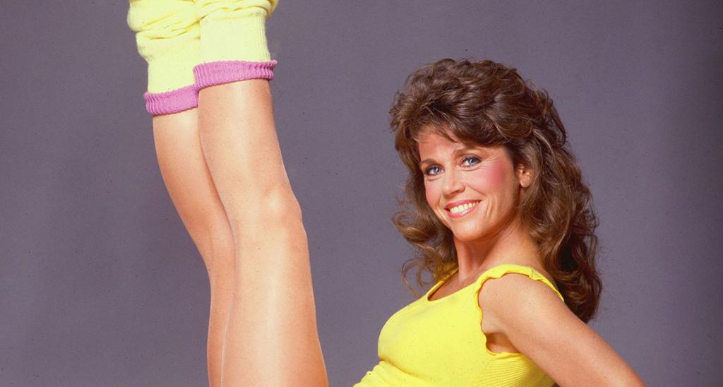 Jane Fonda's Workout VHS has sold more than 17 million copies