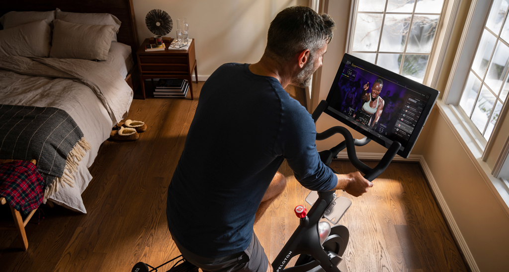 Peloton is one of the world's leading on-demand fitness platforms