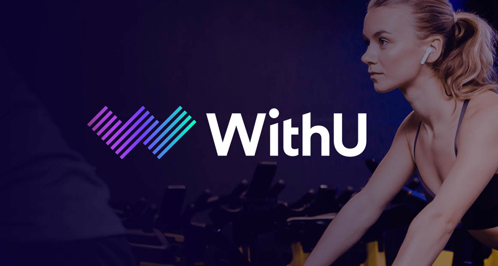 WithU is an audio-led on-demand fitness app