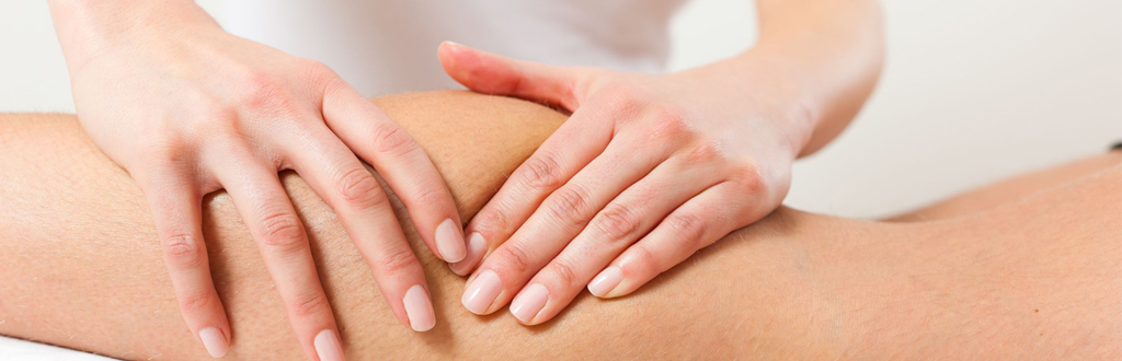 Qualified sports massage therapists can work in a number of places