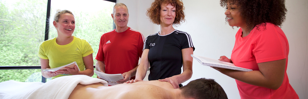 The Level 3 Diploma in Sports Massage is an entry-level massage qualification