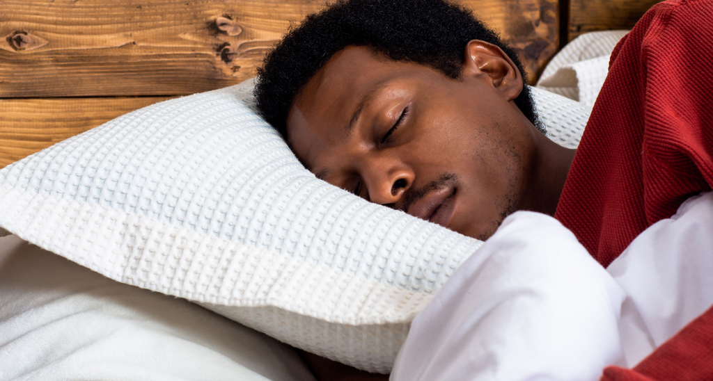Many people need to re-train their bodies to sleep properly