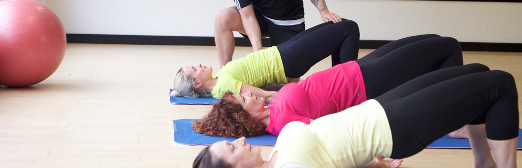Sports massage therapists can upskill and become Pilates instructors