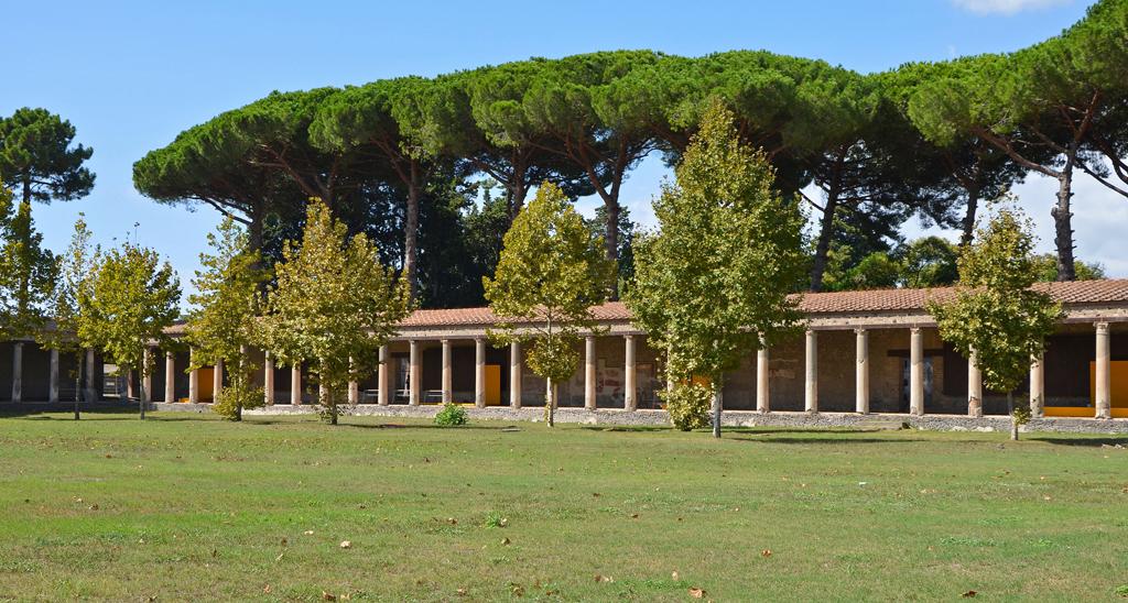 Palestra Grande at Pompeii