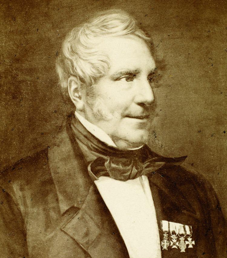 Portrait of Franz Nachtegall