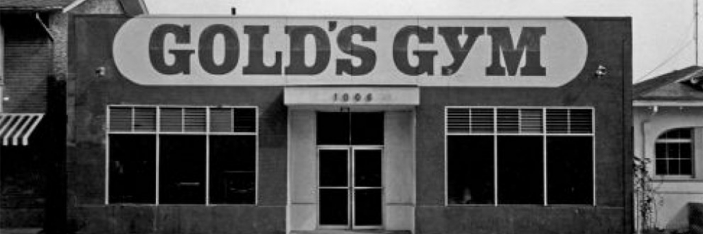 The first of Joe Gold's gyms
