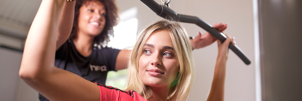Level 2 Gym Instructor is the industry's most popular entry-level fitness qualification