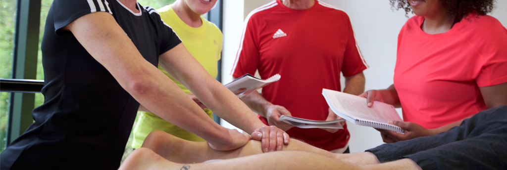 Level 3 Sports Massage is an entry-level massage course