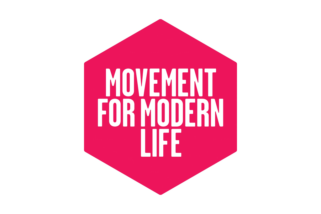 The Movement for Modern Life logo