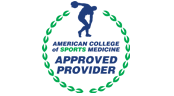 ACSM approved logo