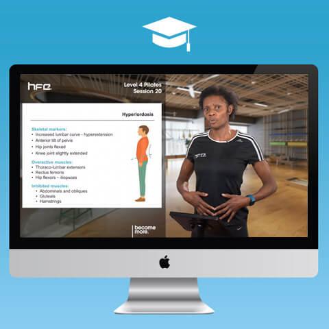L4 Pilates lectures