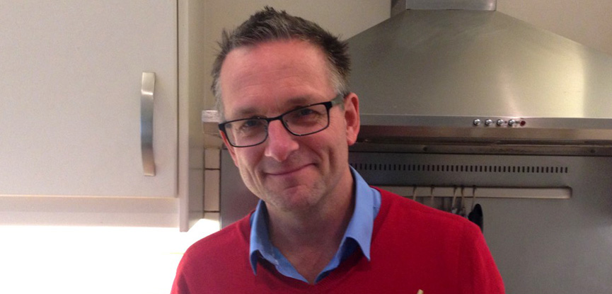 An image of Michael Mosley