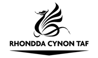 Rhonda council dragon logo