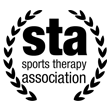 sports tehrapy association logo