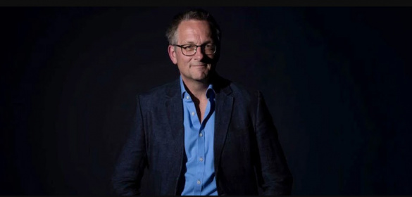 An image of Doctor Michael Mosley