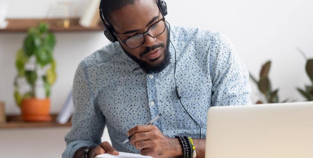 Online learner engagement system
