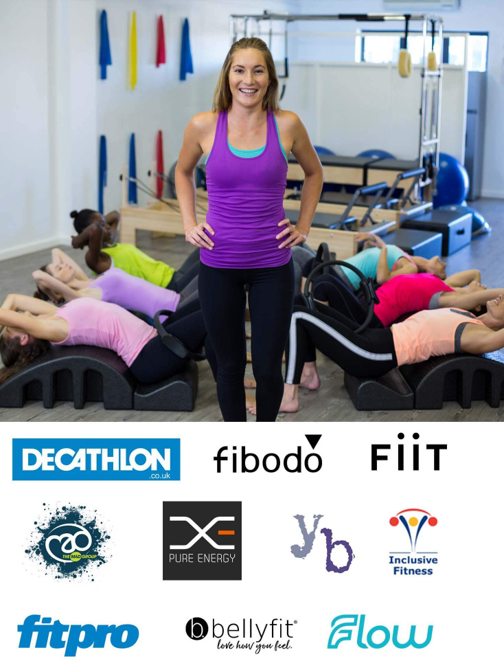 Graduate offers and discounts - Pilates