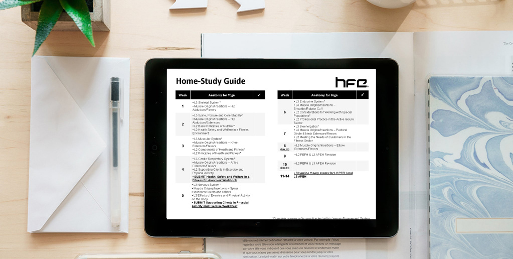Home study guide