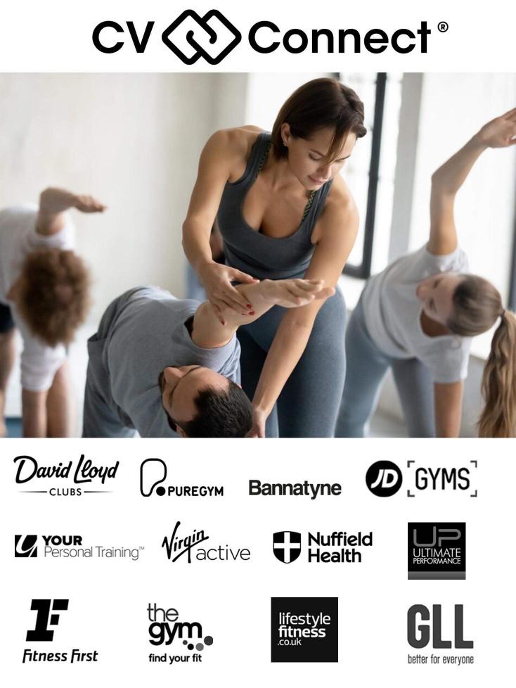 Cv Connect Yoga Teacher