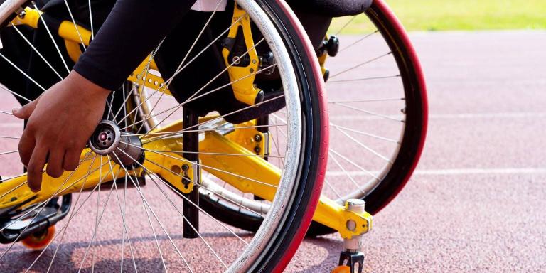 wheelchair exerciser