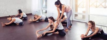 Yoga Support teacher
