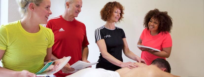 group learning massage